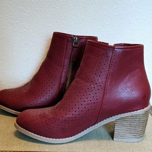Journee Collection Bootie Shoes